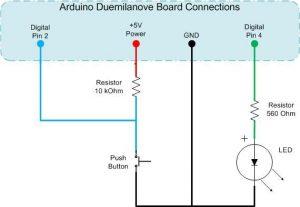 Прерывания на Ардуино-платформе