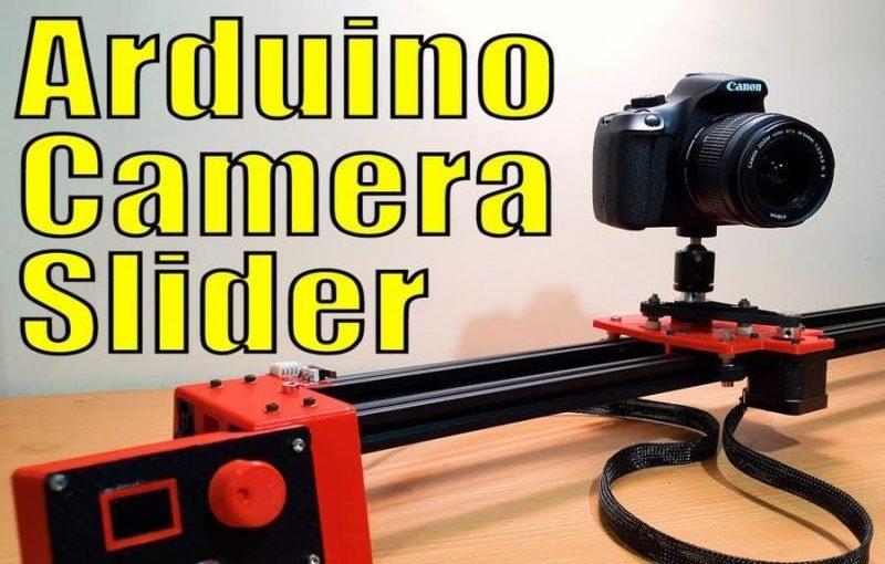 слайдер для камеры